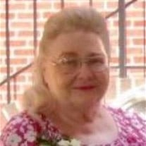 "Mrs. Margaret Charlene ""Sally"" Henson"
