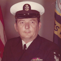 Command Master Chief John Garey