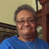 Bertha Mae Stodghill