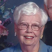 Martha Jane Benedict