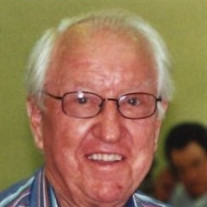 "Mr. John Robert ""Red"" Bruner, Sr."