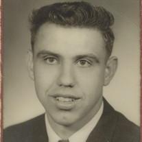 """George """"Smokey"""" D. Weber"""