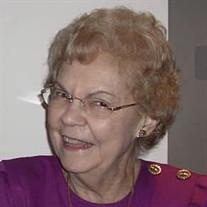 Betty Frances Wood
