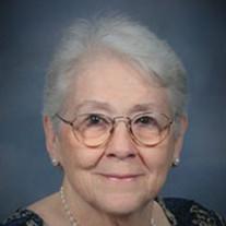 Marion Elizabeth Dorsey