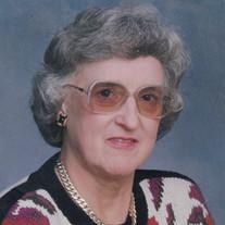 Josephine (Klingensmith) Weiss
