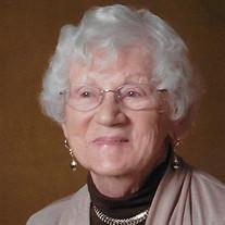 Gerda E. Ahrens Lentz