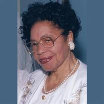 Doris Arlene Chesley