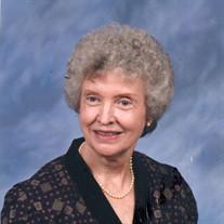 Frances Lewis  DeBoe