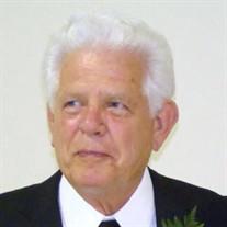"""Richard  """"Buck"""" Eugene  Rumley"""