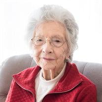 Mrs. Margaret Irene Parks