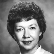 Barbara Jean Mosley