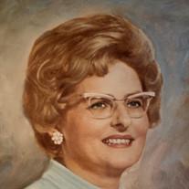 Mrs. Bertha Griffis Maguire