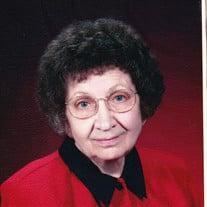 Mrs. Donna Mae Sprunger