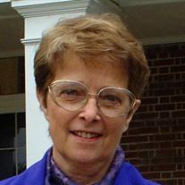 Dr. Marlene V. Merifield  Rosenkoetter