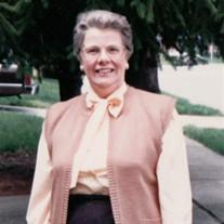 Margaret Carico Burner