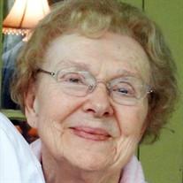 Joyce Virginia Watts Mellor