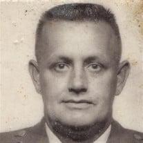 MSgt Thomas Floyd Branch (USAF Ret)