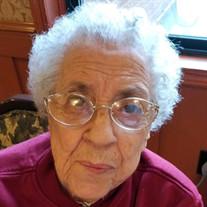 Bertha M. Facteau