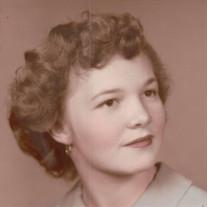 """Mrs. Doris """"Joan""""  Chapman"""