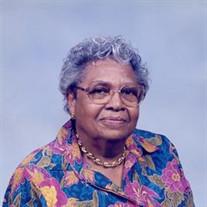 Odessa M. Ward Greer