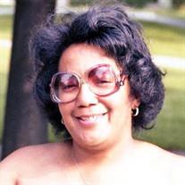 "Mrs. Barbara ""Bobbie Jean"" J. Wilson"