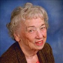 Winnie Elise Peterson