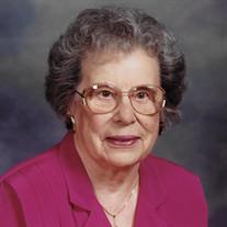 Elaine Louise Kraenzlein
