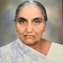 Mrs. Shantaben C Patel
