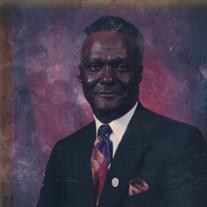 Mr. Calvin Willie Homer Sr.