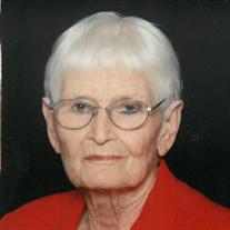 Zelma Patterson Hillman