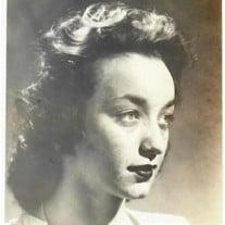 Frances Spain Lingerfelt