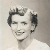 Mrs. Clara Mae Fife