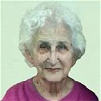 Mrs Bernice C. Otte