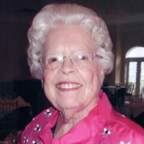 Grace Ann Gravois Faulkner