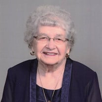 Luella M.  Jensen