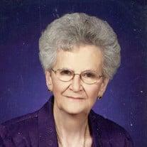 Mrs.  Bennie Gibbs McCaghren