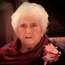Virgie Mae St. John Redmond