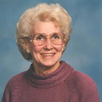 Donna Jean Hillman