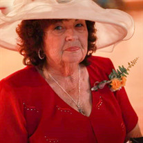 Betty Lee Judd