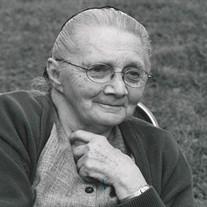 Ella Coblentz