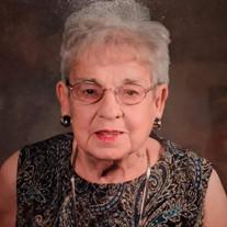 Geraldine Welch Frazier