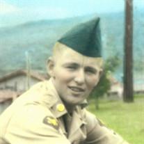 Ret. Sgt. Freddie Woods Hughes