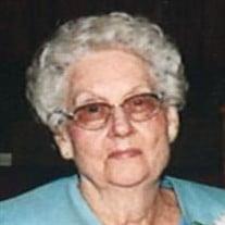 "Mrs. Dorothy ""Dot"" Sarah Garley Bradley"