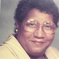 Mrs. Ida Burroughs  Isom