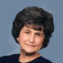 Betty Louise Bowman  Rumley