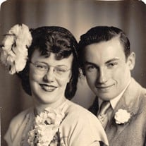 Raymond and Geraldine Dundore