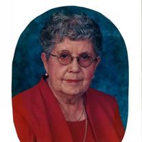 Mrs. Plumie Ellison Roddey