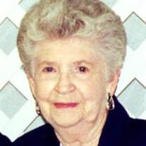 Frances  Jane Gill