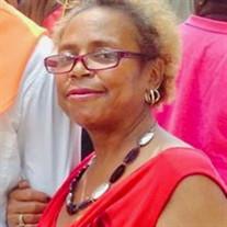 Sis. Angela Faye Canty