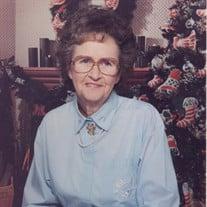Annie Laura Eden